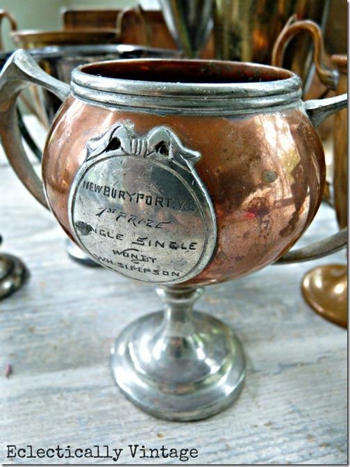 kelly vintage trophys