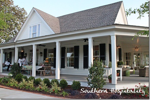 think old farmhouse updated for modern life thats what this house is all about 070 southern