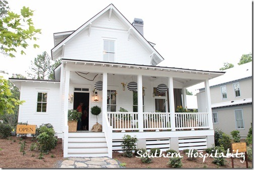 Ballard Designs Serenbe house