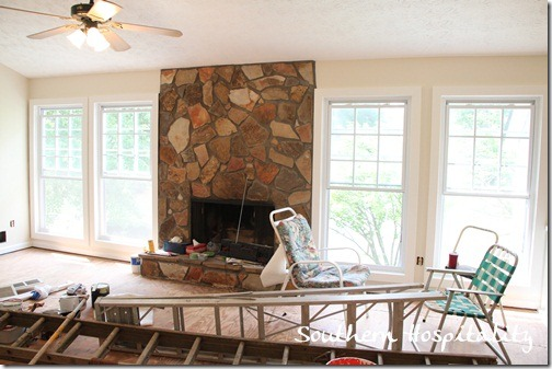 House Renovations: Week 9 - Southern Hospitality