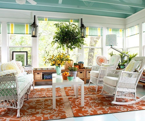 porch party: summer inspiration - southern hospitality