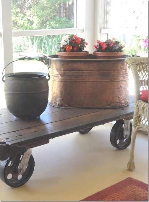 industrial cart Sally