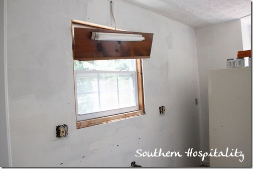 kitchen gut seal prime walls