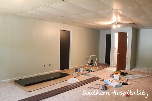 painting paneling and doors