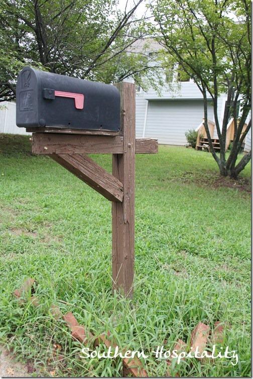 Before Mailbox