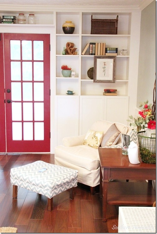 Heirloom Red by Valspar - Favorite Red Paint Colors