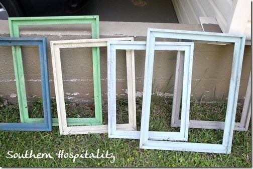 are 1620 rustic barnwood type frames that i found at hobby lobby