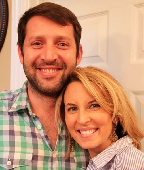 Lauren and Philip