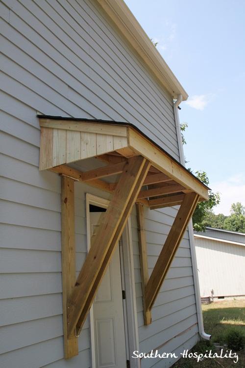 back door roof