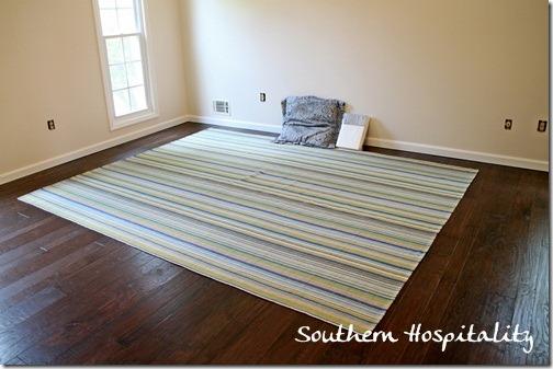 Dash and Albert Fisher rug