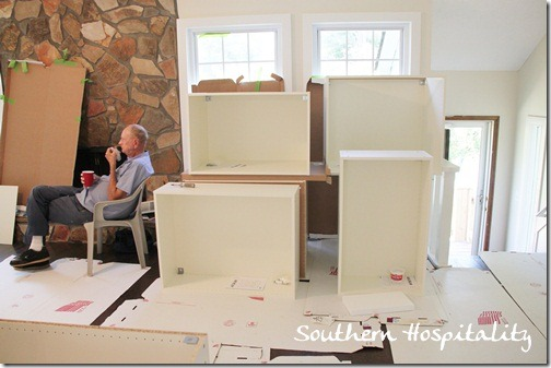 Weeks 16 & 17: Why I Chose Ikea Kitchen Cabinets - Southern ...