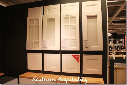 Ikea Kitchen Cabinet Door Styles Weeks 16 17 Why I Chose Ikea Kitchen