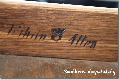 Antique Ethan Allen Furniture | Antique Furniture - Stunning Ethan Allen Furniture Vintage Contemporary - Liltigertoo