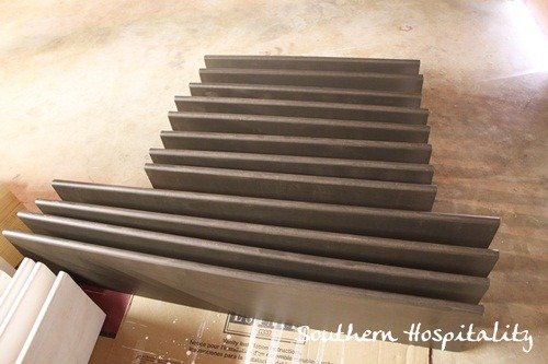 Week 20: How to Install New Stair Treads - Southern Hospitality