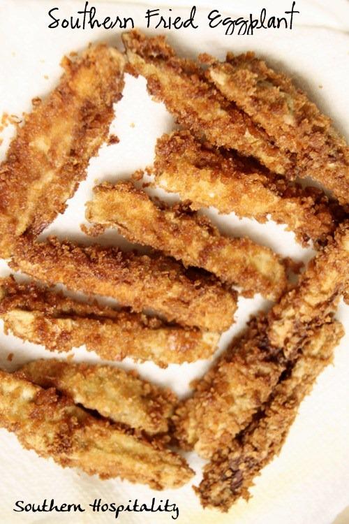 Eggplant Fries Recipes — Dishmaps