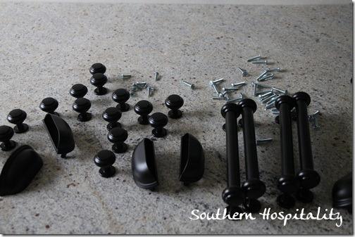 Ikea cabinet hardware
