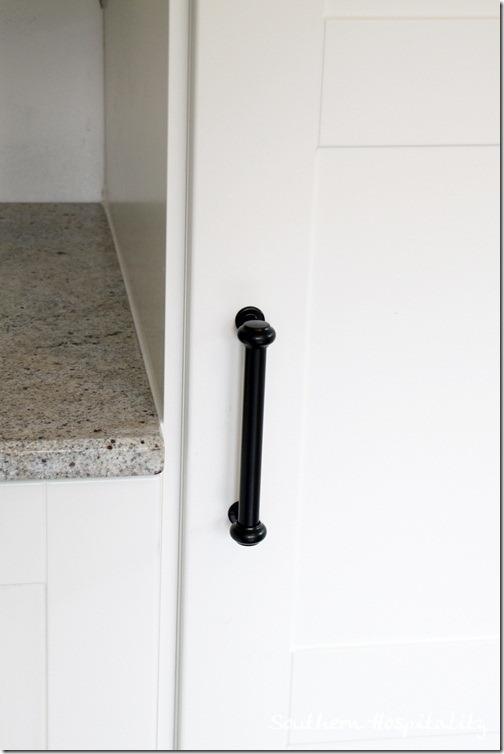 Ikea pantry handle