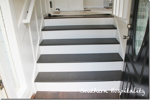 White Stair Riser Material Quotes