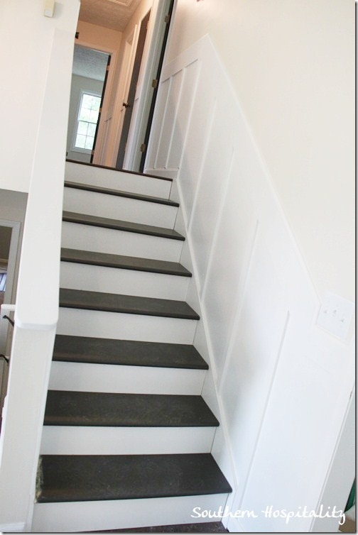 how to install stairs