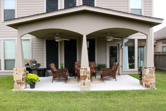 adding architectural moldings on Add On Patio Ideas id=32901