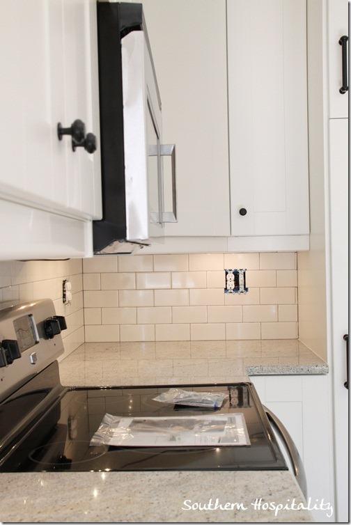 Clean Grout Kitchen Tiles