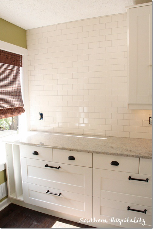 How To Install Subway Tile Backsplash