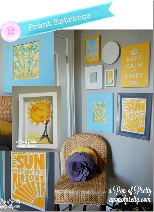 Front-Entrance-Gallery-Wall-A-Pop-of-Pretty-744x1024