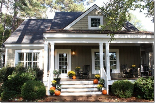 Feature friday talk of the house for Bungalow house plans with front porch