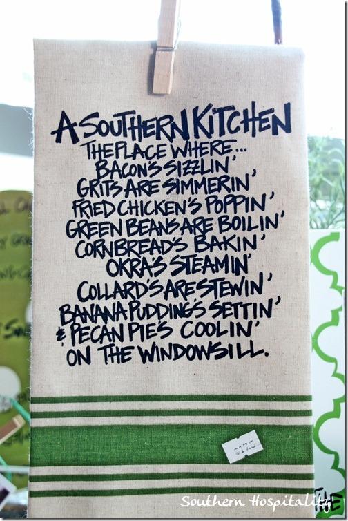 southern kitchen - Southern Kitchen Decor