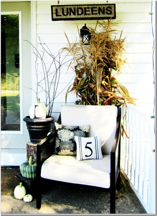 Cheap Outdoor Fall Decorating Ideas Homedesignpictures