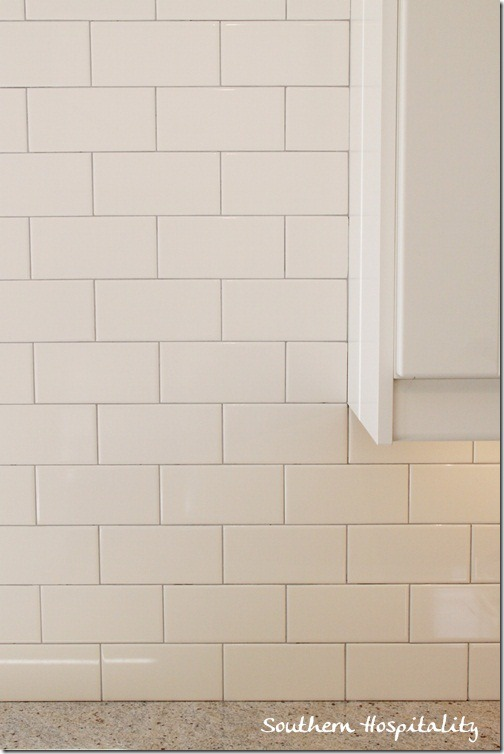 High Quality How To Install Subway Tile Backsplash