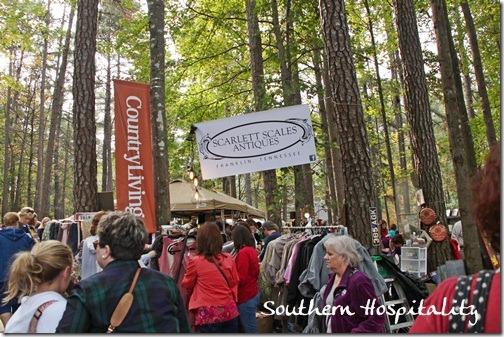Country Living Fair In Atlanta Georgia
