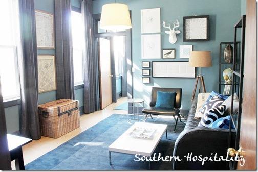 Annette Joseph room