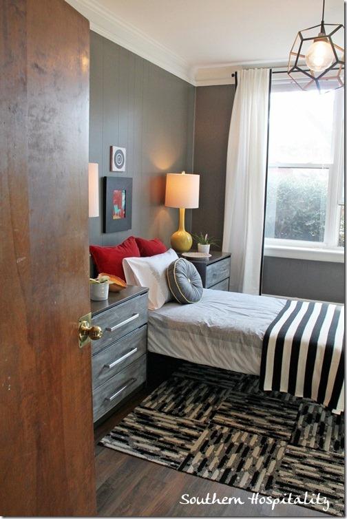 Boys bedroom Three room