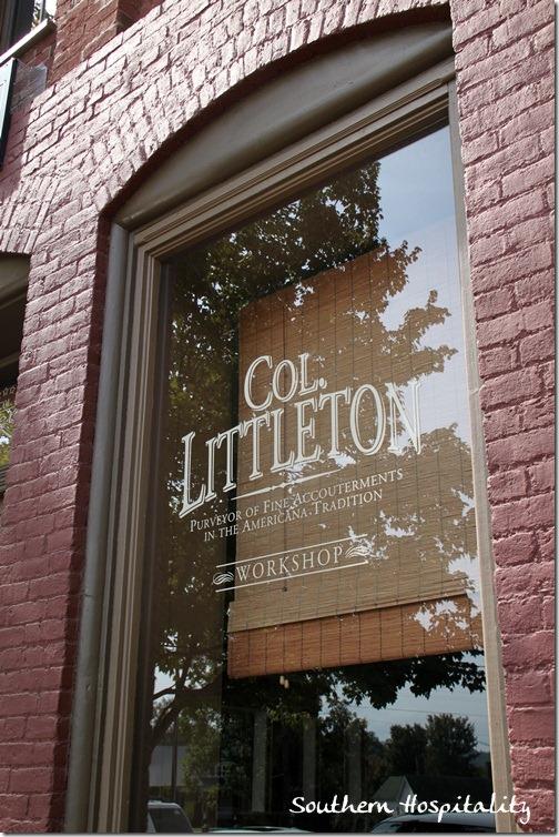 Col. Littletons
