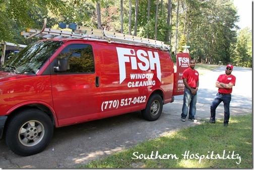 Fish Foam truck