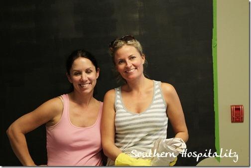 Jennifer and Lisa