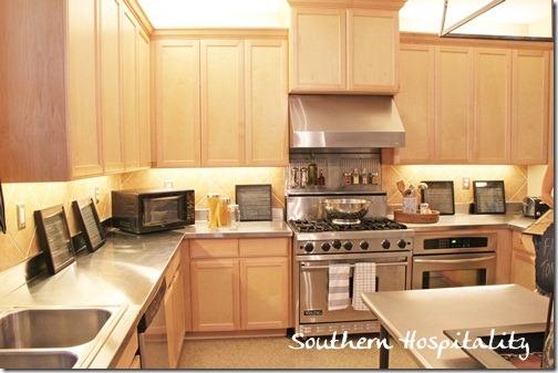 Kitchen by Jennifer and Lisa