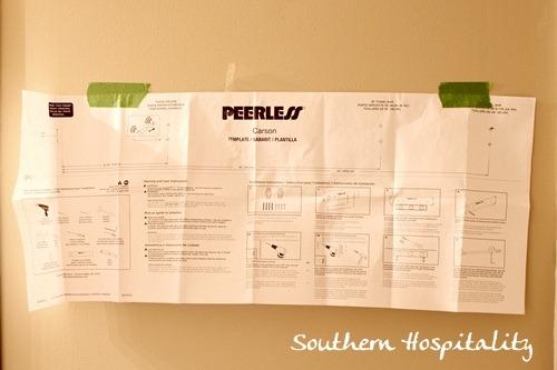 peerless bathroom hardware. Black Bedroom Furniture Sets. Home Design Ideas