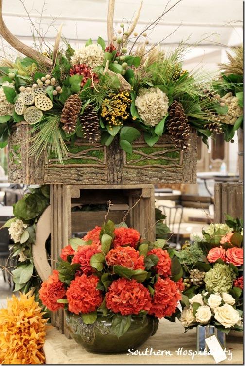 preserved florals