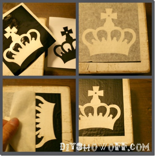 silhouette.collage crown Roeshel
