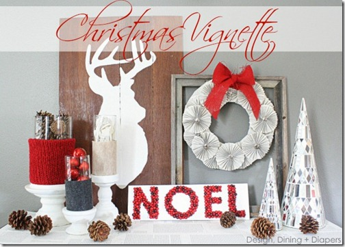 Christmas-Vignette-by-Design-Dining- -Diapers 116