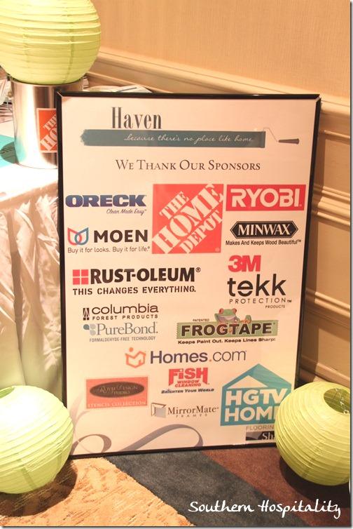 Haven sponsors