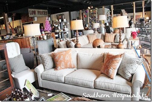 Kudzu furniture
