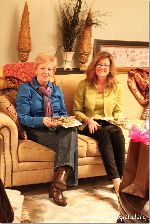 Rhonda and Beth