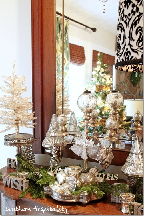 Christmas Decor Foyer : Christmas tree decorating ideas