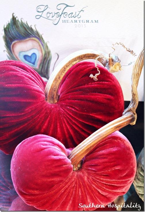 Red Lovefeast Valentines