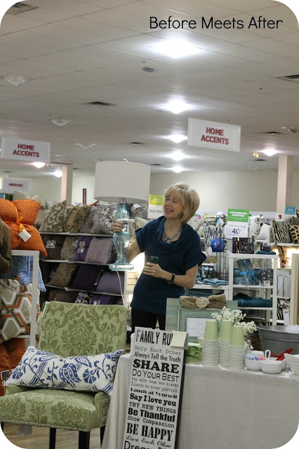 Rhoda at Homegoods