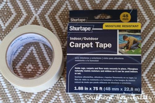 Shurtape carpet tape