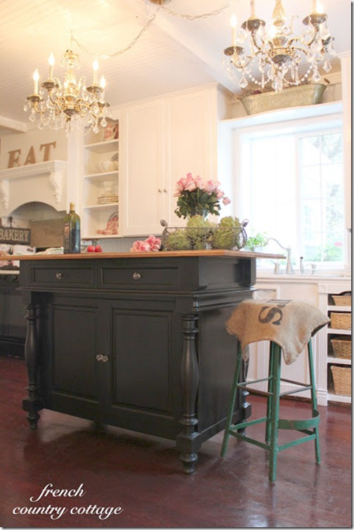 French Country Cottage Feature